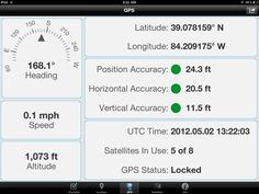 New update to the Bad Elf GPS app for iPad. The editor at iPad Pilot News shows off the new features.