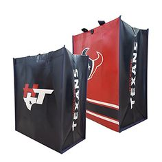 Houston Texans Shopping Bag