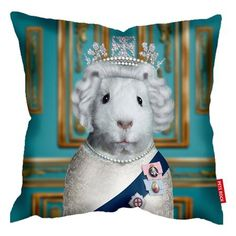 Pets Rock HRH Cushion