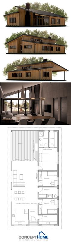 78 Best Narrow House Plans images in 2019 | House plans ... Narrow House Plans Open Floor on narrow house 3 car garage, open ranch style home floor plan, narrow cottage style house plans, modern long house plan, 1921 american beautiful home floor plan, narrow 3 bedroom house plans,