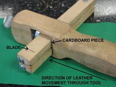 Strap Cutter « Leather Learn