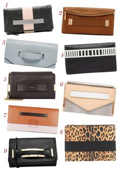 Shop the best hand-strap clutches for fall