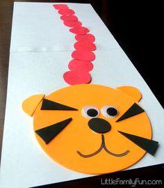 Little Family Fun: Ten Apples Up On Top Craft (Dr. Seuss Book & Craft)