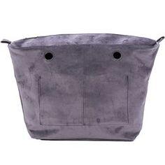 velvet inner zip-up bag - dark grey - an O bag mini accessory O Bag, Dark Grey, Zip Ups, Velvet, Mini, Accessories, Ornament
