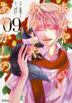 Finaliza el spinoff del Manga 'Aka ya Akashi ya Ayakashi no'.