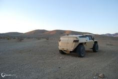 MillenWorks LUV - LIGHT UTILITY VEHICLE Capable of rapid and deep delivery into enemy territory within aircraft like the CH-46 and CH-53 helicopters and the V-22 Osprey