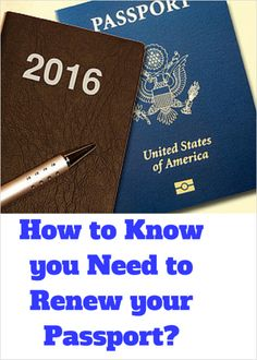Applying For Renewing Your Uspassport Is Much Easier With This