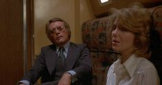 Patrick McGoohan & Jill Clayburgh, 1976