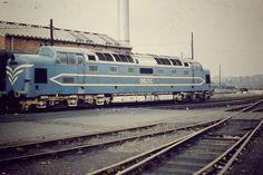 BR 01002 STRATFORD EE CoCo DE DELTIC 11.3.1960 Live Steam Locomotive, Electric Locomotive, Diesel Locomotive, Uk Rail, Railroad History, Steam Railway, Electric Train, British Rail, World Pictures