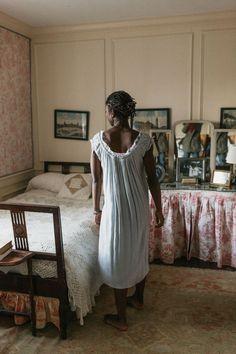223 A Lady's Chemise - PDF – Folkwear Simple Summer Dresses, Alphabet Design, Rooms Home Decor, Pdf Patterns, Victorian Era, Pattern Paper, Lady, Night Gown, Hand Stitching