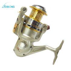 Hot selling 8BB Ball Bearing RUNNER 5.2:1 Metal Spinning Fishing Reel Roller Line Carp Fishing Lure bait Spinning Reel