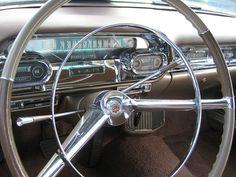 1957 Cadillac dash