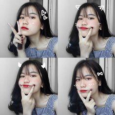 Lấy = Follow #Ẩn Cute Photo Poses, Cute Girl Photo, K Pop, Cute Instagram Pictures, Cute Selfie Ideas, Korean Girl Photo, Cute Japanese Girl, Portrait Photography Poses, Uzzlang Girl