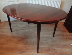 Antiques Atlas - Danish Rosewood Dining Table