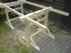 Arbeitsbock Bauanleitung zum selber bauen | Heimwerker-Forum (Woodworking Tools)