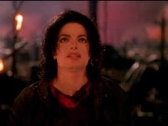 Michael Jackson  ~  Earth song.