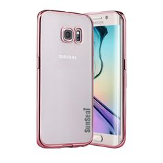 Clear Crystal Phone Case For Samsung Galaxy S7 & S7 Edge