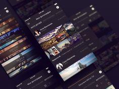 WEB & UI I Дизайн iOS, Android Приложений