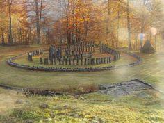 dacic sanctuary by Horthien