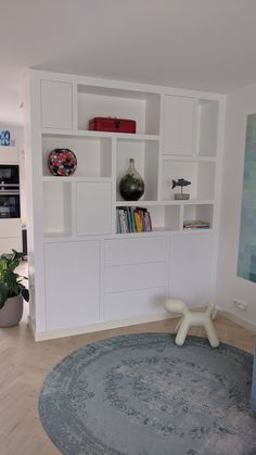 Ikea Pictures, Lego Storage, Living Room Sofa, Girl Room, Designer, House Plans, Bookcase, Sweet Home, New Homes