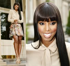 FashiionAdore: Style Celebrity: Kelly Rowland