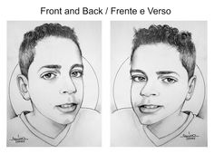 AQUINO: Front and Back / Frente e Verso