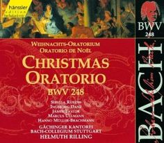 Edition Bachakademie Vol. 76 (Weihnachtsoratorium BWV 248) (SWR-Live-Mitschnitt Jahreswechsel 1999-2000): Amazon.de: Musik