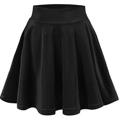 Women's Vintage Velvet Stretchy Mini Flared Skater Skirt (€10) ❤ liked on Polyvore featuring skirts, mini skirts, bottoms, velvet skater skirt, stretchy mini skirts, velvet circle skirt, flared skater skirt and vintage skirts