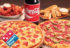 My favorite pizza place is Dominos, and my favorite type of pizza is peperoni and sausage.