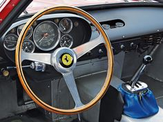 enzo ferrari and his brilliant team of engineers have given us many great sports cars. from the 1947 125 s to the 2014 laferrari nearly each vehicle(...)