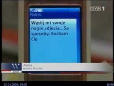 Krzysiek, łowca pedofili. Wiadomości TVP 22.01.2009.wmv