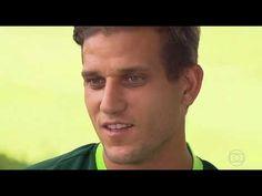 Só fera Fred, He Man e Ricardo Oliveira falam de futebol e narram gols