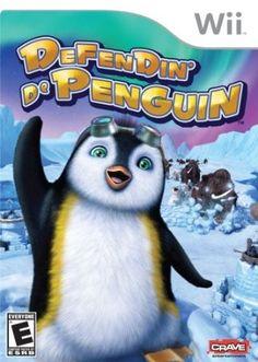 Defendin De Penguin #gameuniverse #videogames #gamer #nintendo #wii
