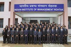 Government jobs: iimrohtak.ac.in IIM Rohtak Recruitment Trainee Administration for any graduate in Haryana march 2014