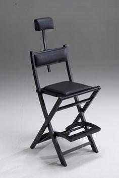 Portable reclining makeup chair a beauty pinterest for Portable beauty chair