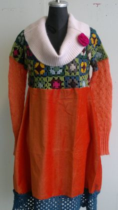 Recyclage crochet et tricot