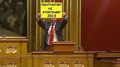 Piratpartiet på Stortinget 2013