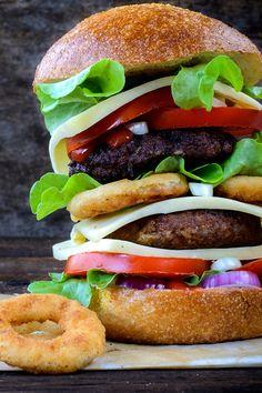 Monster Burgers!