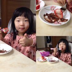 Chocolate and Strawberry... +