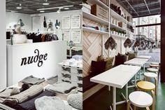 Rulla+Nudge life style shop, Helsinki
