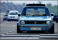 Блог пользователя VaXis на DRIVE2. Знакомьтесь с очередным представителем Old School VDub сцены, Baby Blue Rabbit: