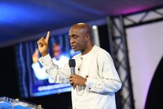 Join us now on our LIVE service smhos.org/salvation-tv  Listen on smhos.org/radio #DavidIbiyeomie