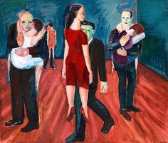"bofransson:  Lena Cronqvist b. 1938 ""Tango II"""