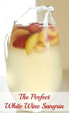 #drink #delicious #strawberrypeach I love sangria. It's cool, refreshing and perfect for any occasion.