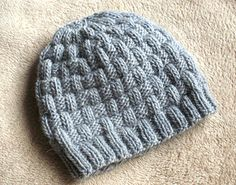 Get ready for your next trek through the willow woods with this textured beanie that will provide you warmth and coziness when the cold wind blows !