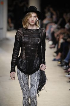 Zadig and Voltaire SS14 RTW #PFW source wgsn