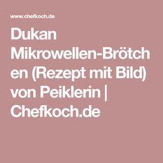 Dukan Mikrowellen-Brötchen (Rezept mit Bild) von Peiklerin   Chefkoch.de