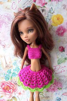 PlayDolls.ru - Играем в куклы :: Тема: Апельсиновая кошечка: Одежда для кукол. (23/26)