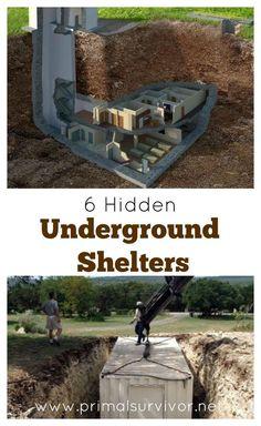 Homemade storm shelter plans bomb shelters fallout for Hidden storm shelter