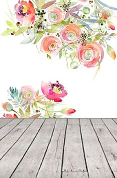 Floral Remove Wallpaper Peel and Stick, Wall Mural Wallpaper Nursery Girl, Watercolor Floral Wallpaper Self Adhesive Wall Art Floral Old Wallpaper, Nursery Wallpaper, Self Adhesive Wallpaper, Peel And Stick Wallpaper, Remove Wallpaper, Nursery Wall Murals, Trendy Wallpaper, Art Floral, Kindergarten Wallpaper